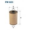 Filtron PW 823  - palivovy filtr